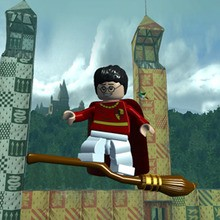 Jeu Vido Lego Harry Potter