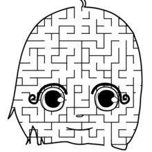 Labyrinthe Jedessine 1 - Jeux - Jeux de Labyrinthes - Les labyrinthes EXCLUSIFS de Jedessine