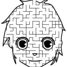 Le labyrinthe de Mat - Jeux - Jeux de Labyrinthes - Les labyrinthes EXCLUSIFS de Jedessine