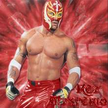 Puzzle Rey Mysterio