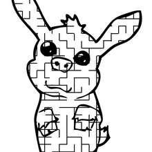 Le cochelin - Jeux - Jeux de Labyrinthes - Les labyrinthes EXCLUSIFS de Jedessine