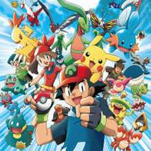 Puzzle Pokmon affiche