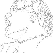 R-TRUTH - Coloriage - Coloriages de CATCH