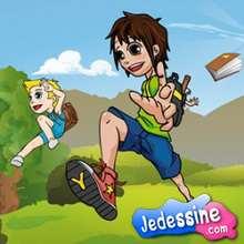 Casse-tête Téo Mat campagne - Jeux - Casse-têtes chinois en ligne