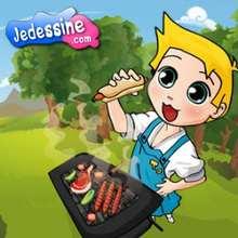 Casse-tête Téo barbecue - Jeux - Casse-têtes chinois en ligne