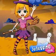 Casse-tte Ana sorcire Halloween