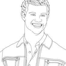 Taylor Lautner portrait gratuit