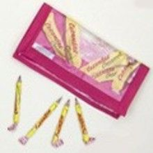 Activité : La trousse à crayons Carambar