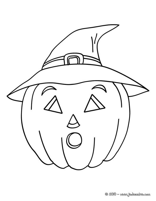 coloriages citrouilles halloween 29 coloriages d u0027halloween