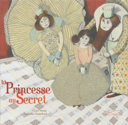 Livre : La princesse au secret