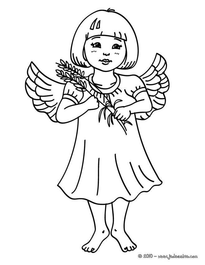 Comment colorier un ange la r ponse est sur - Comment colorier un manga ...