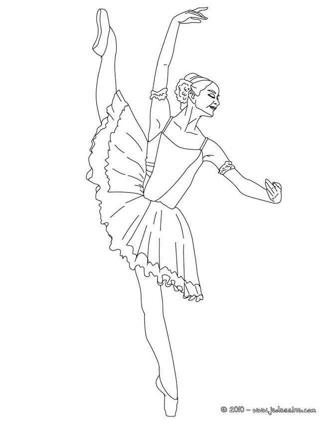Coloriage Danseuse Cirque.Image Pro Style Page 4 Sur 342