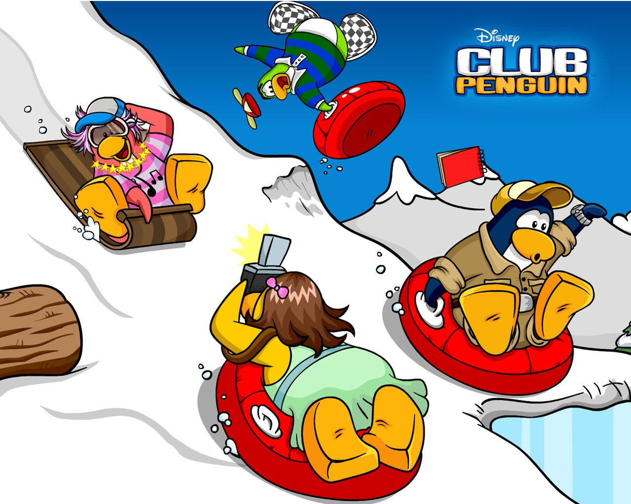 301 moved permanently - Coloriage club penguin ...