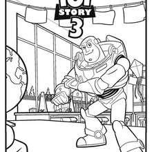 Toy Story 3 - Buzz l'éclair