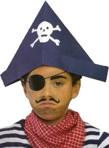 Fiche maquillage : Maquillage de pirate