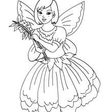 Coloriage costume carnaval papillon - Coloriage - Coloriage FETES - Coloriage CARNAVAL - Coloriage CARNAVAL COSTUMES