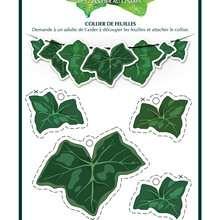 Arrietty, le collier de feuilles