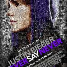 Actualité : Never Say Never le film de Justin Bieber