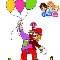 Jeux de casse t te clown aux ballons - Jeux de clown tueur gratuit ...
