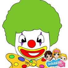 Casse-tête Clown Carnaval