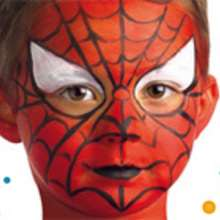 Fiche maquillage : Maquillage enfants Spiderman