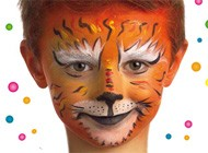 Maquillage enfants Tigre