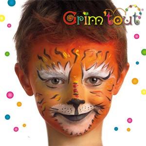 Fiche maquillage : Maquillage enfants Tigre