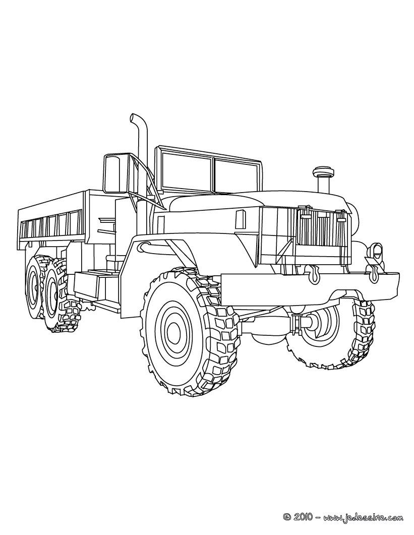 Coloriage Camion A Imprimer Gratuit.Coloriages De Camions Coloriages Coloriage A Imprimer