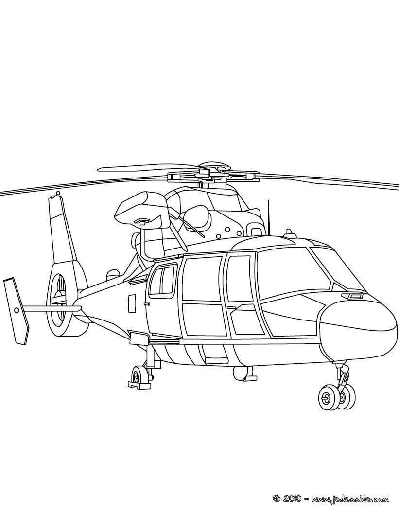 Coloriages coloriage grand h licopt re gratuit - Coloriage helicoptere cars ...