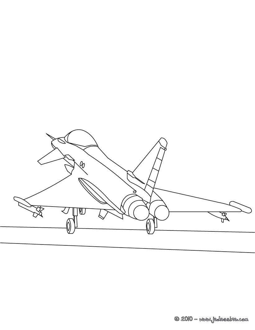 Coloriage Avion Cargo.Coloriages Coloriage Avion De Guerre A Helices Fr Hellokids Com