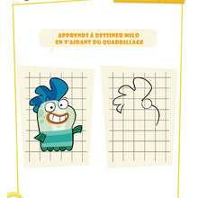 Coloriage Disney : Apprends à dessiner CA BULLE