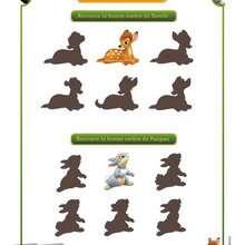 Jeu : Le Jeu des Ombres Bambi