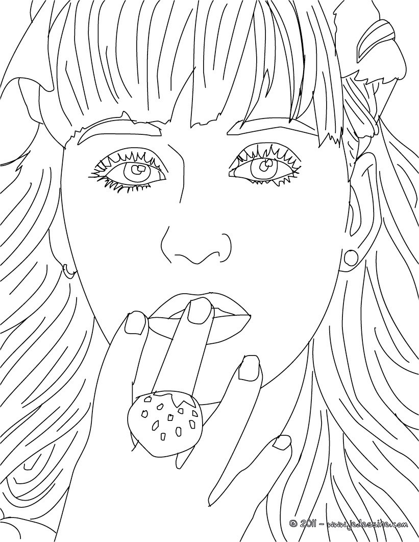 Katy Perry dans Coloriage star katy-perry-01-7qz_p8e