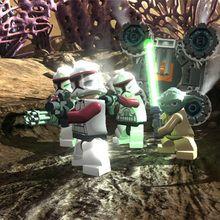 Jeu vidéo : LEGO Star Wars III: The Clone Wars