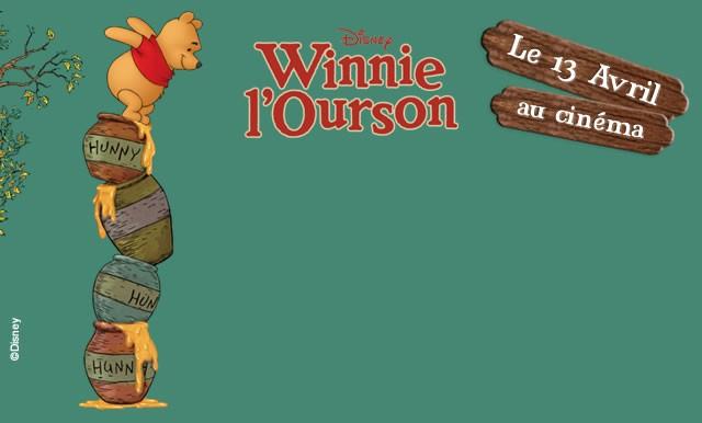 Coloriage winnie l 39 ourson coloriages gratuits imprimer sur - Winnie l ourson a colorier ...