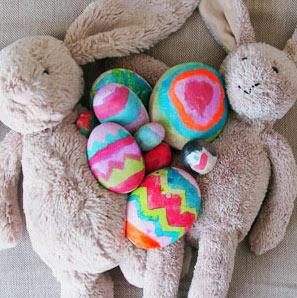 Oeufs de Pâques décoratifs
