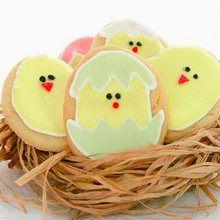 Recette : Biscuits de Pâques aux épices