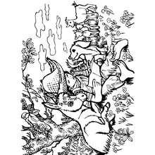 Martine Coloriage cadichon gratuit - Coloriage - Coloriage PERSONNAGE BD - Coloriage MARTINE