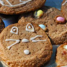 Recette : Biscuits Chocolat pour Pâques