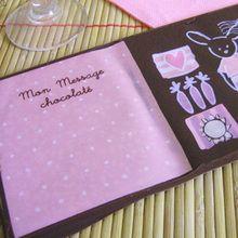Recette : Cartes de Pâques en chocolat, à croquer