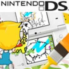 Actualité : Nouveauté jeux vidéos : Jedessine est désormais sur ta Nintendo Dsi !