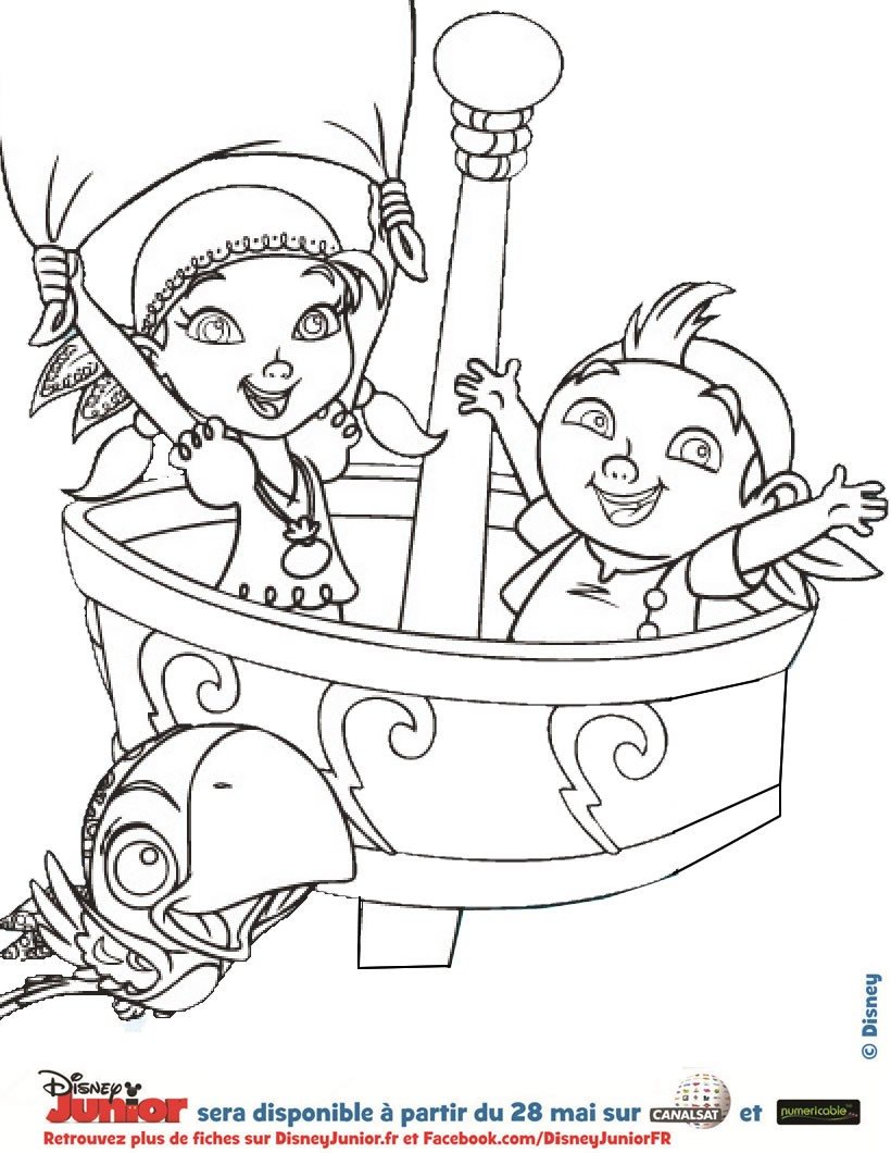 vaisseau pirate de jake