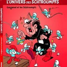 Livre : L'univers des Schtroumpfs Tome 1 : Gargamel et les Schtroumpfs