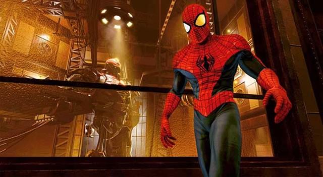 spider man aux fronti res du temps un film un jeu des stars. Black Bedroom Furniture Sets. Home Design Ideas