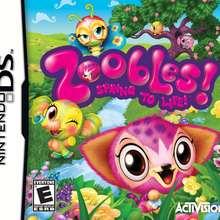 Actualité : Zoobles le jeu sur Nintendo DS !