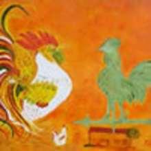 Le coq de poulailler et le coq de girouette - Lecture - CONTES CLASSIQUES - Les contes d'Andersen