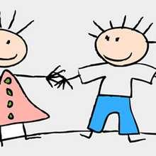 Casse-tête : Petits enfants (facile)