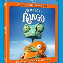 Actualité : RANGO revient en DVD et Blu-ray !