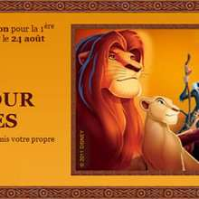 Le Concours Disney du Roi Lion en famille ! - Actualits