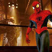 Spider-Man: Aux frontires du temps: Un film, un jeu, des stars...